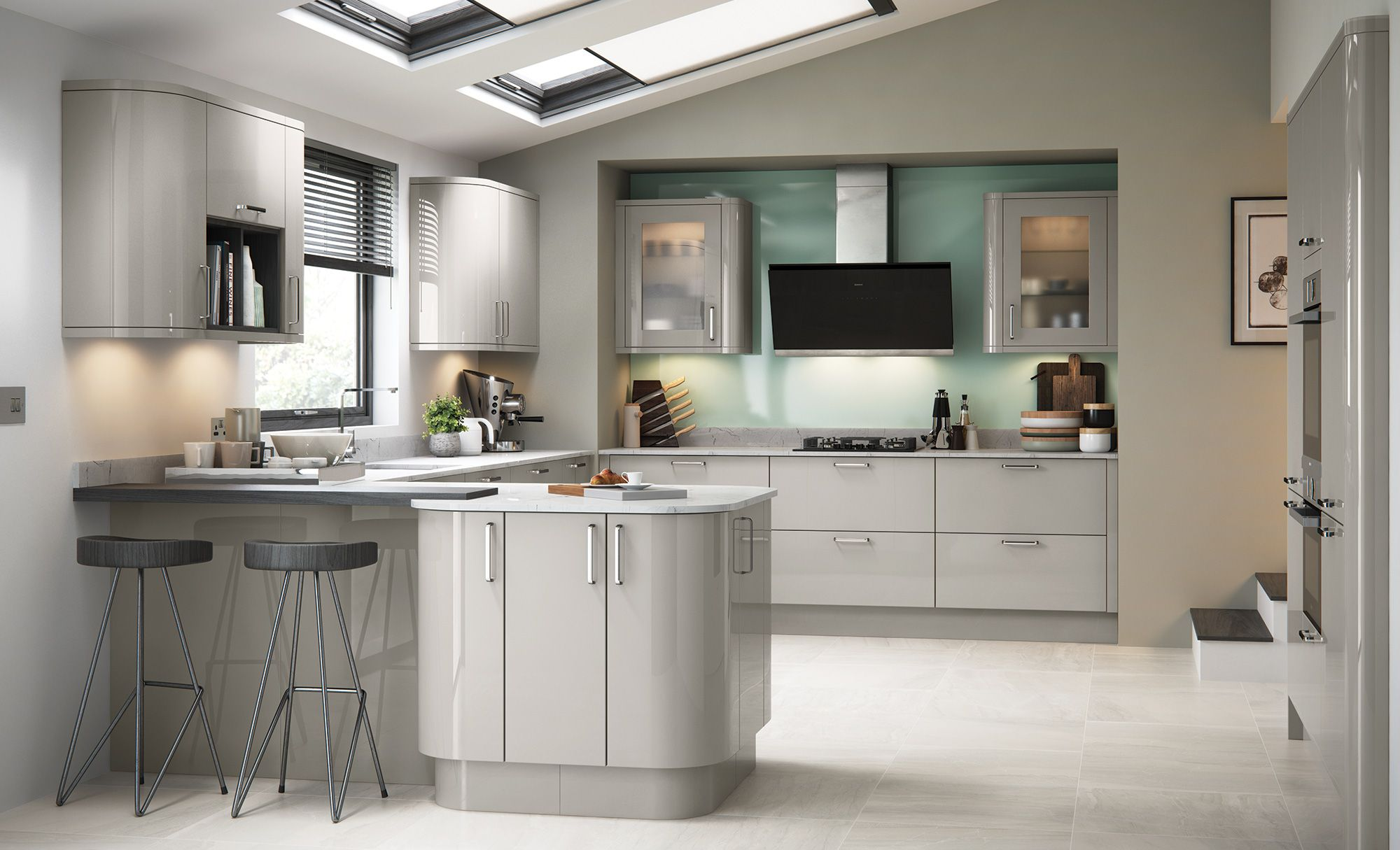 Inspiration for Kitchen designs in Lincolnshire Design