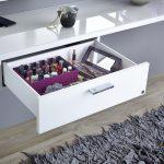 white geha drawer open