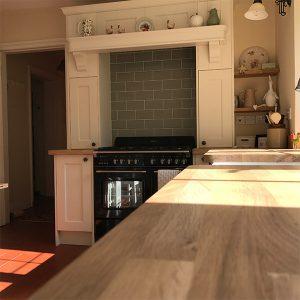 Kitchen transformation, kitchen stori, cooksleep, cooksleepnavenby, worktop, oven