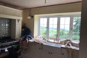 Kitchen transformation during kitchen stori cooksleep