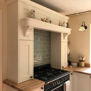 Kitchen transformation, kitchen stori, cooksleep, cooksleepnavenby, cooker, oven, hobs, mantel piece, shelf