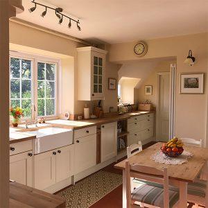 Kitchen transformation, kitchen stori, cooksleep, cooksleepnavenby, whole room