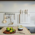recess ideas from schuller kitchens hanging cutlery