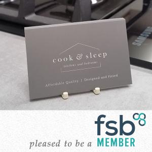 FSB Member, CookSleepNavenby, Small Business