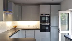 kitchen transformation, cooksleep, cooksleepnavenby, storage, tall cupboards, bespoke kitchen, new kitchen, kitchen design