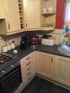 kitchen transformation, before, cooksleepnavenby