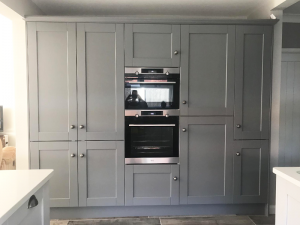 cook sleep, kitchen stori, kitchen renovation, kitchen transformation, new kitchen, built in oven, storage, cupboards
